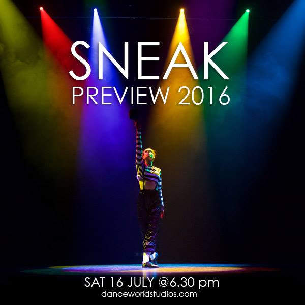 Dance World Studios Sneak Preview 2016