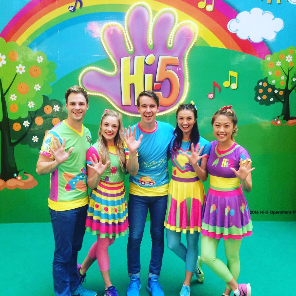 Hi5 Cast – Quotes of the Day