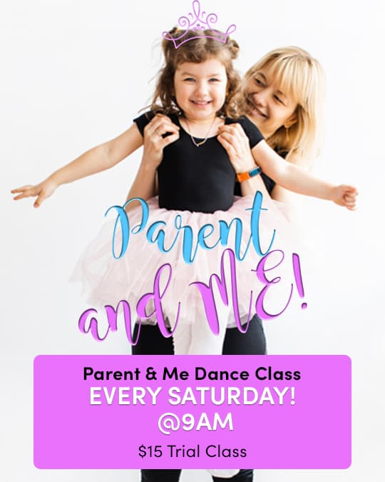 Dance Class for Parent and child