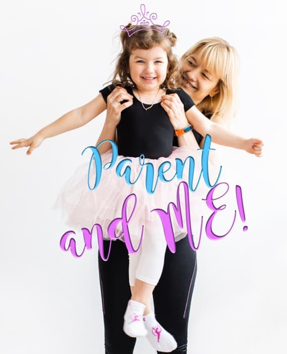 Parent and Me Dance Classes