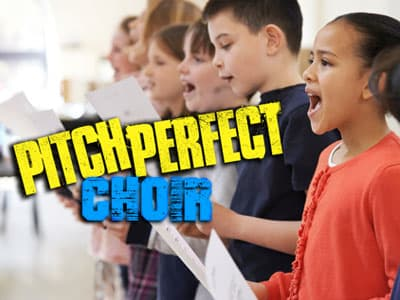 Pitch perfect choir classes for Kids